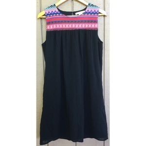 C &C California Embroidered Mexican Summer Dress